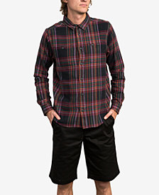 RVCA Men's Ludlow Flannel Shirt