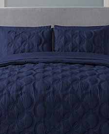 VCNY Home Atoll 7-Pc. Quilted Queen Bed-in-a-Bag Set
