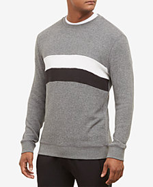 Kenneth Cole Men's Colorblocked Sweatshirt