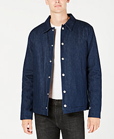 Calvin Klein Jeans Men's Padded Trucker Jacket
