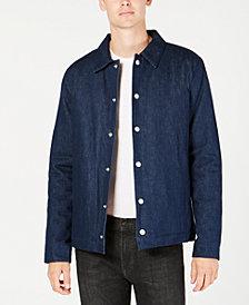 Calvin Klein Jeans Men's Padded Trucker Jacket