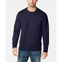 Deals on Club Room Mens Fleece Sweatshirt