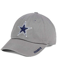Authentic NFL Headwear Dallas Cowboys Basic Slouch Adjustable Strapback Cap