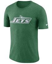 best service 5fcee bc573 Nike Men s New York Jets Historic Crackle T-Shirt