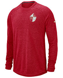 Nike Men's San Francisco 49ers Stadium Long Sleeve T-Shirt