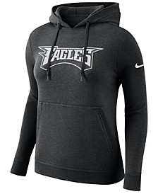 Women's Philadelphia Eagles Club Pullover Hoodie