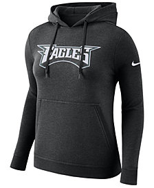 Nike Women's Philadelphia Eagles Club Pullover Hoodie