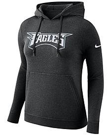 Nike Women's Philadelphia Eagles Club Pullover Hoodie