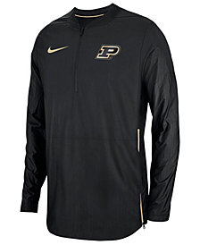 Nike Men's Purdue Boilermakers Lockdown Jacket