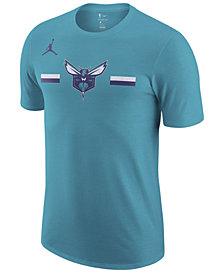 Nike Men's Charlotte Hornets Essential Logo T-Shirt