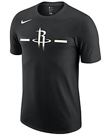 Nike Men's Houston Rockets Essential Logo T-Shirt