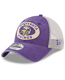New Era Minnesota Vikings Patched Pride 9TWENTY Cap
