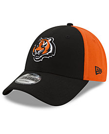 New Era Cincinnati Bengals Team Blocked 9FORTY Cap