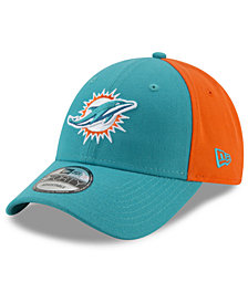 New Era Miami Dolphins Team Blocked 9FORTY Cap