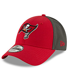 New Era Tampa Bay Buccaneers Team Blocked 9FORTY Cap