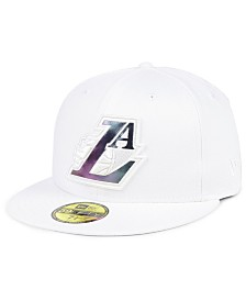 New Era Los Angeles Lakers Iridescent Combo 59FIFTY Fitted Cap