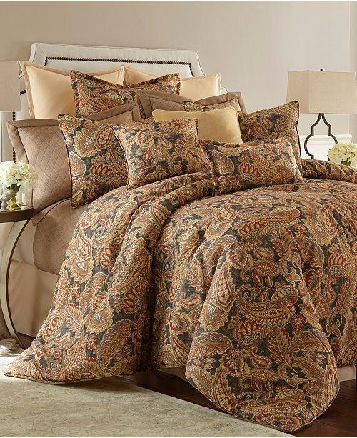 Sherry Kline Venetian 3-piece Queen Comforter Set