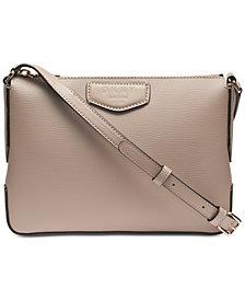 DKNY Sullivan Top-Zip Crossbody, Created for Macy's