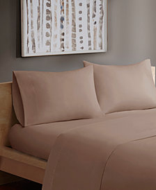 Madison Park Forever Percale 4-PC California King Sheet Set
