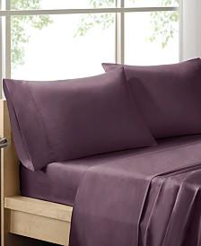 Sleep Philosophy 300 Thread Count Liquid Cotton 2-PC Standard Pillowcases