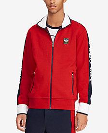 Polo Ralph Lauren Men's Double-Knit Track Jacket