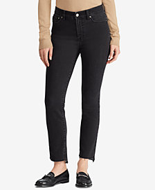 Ralph Lauren Petite Regal Straight Jeans