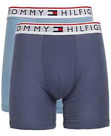 Tommy Hilfiger Men's 2-Pk. Modern Essentials Boxer Briefs