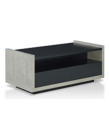 Gare Industrial Storage Coffee Table