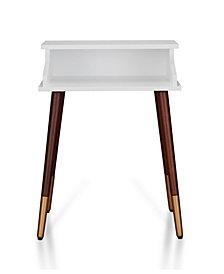 Naldo Mid-Century Modern End Table