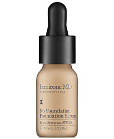 Perricone MD No Makeup Foundation Serum SPF 30, 0.3 fl. oz.