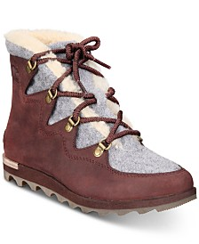 Sorel Women's Sneakchic Alpine Booties