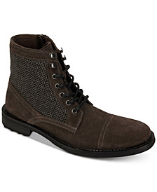 Kenneth Cole Reaction Men's Masyn Cap-Toe Boots