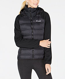 Columbia Explorer Falls Hybrid Down Jacket