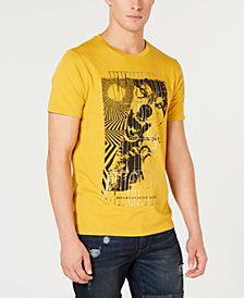 GUESS Men's Wolf Graphic T-Shirt