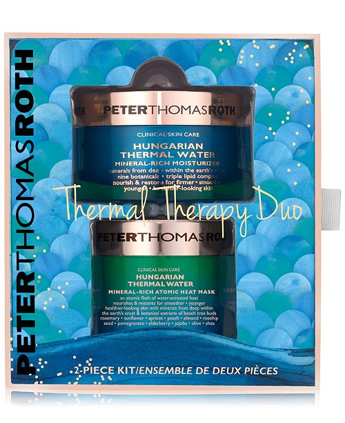Peter Thomas Roth 2-Pc. Thermal Therapy Set