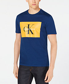 Calvin Klein Jeans Men's Monogram T-Shirt