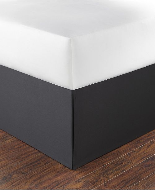 Nautica Solid Tailored King Bedskirt