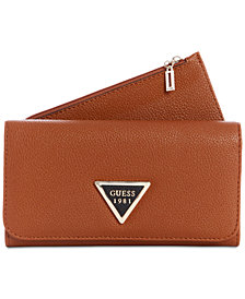 GUESS Lauri Boxed 2-in-1 Wallet