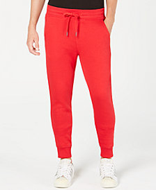Calvin Klein Jeans Men's Knit Monogram Sweatpants Created for Macy's
