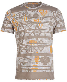 American Rag Men's Geometric T-Shirt, Created for Macy's