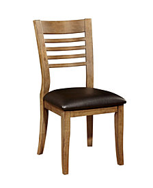 Halen Dining Chair (Set Of 2), Quick Ship