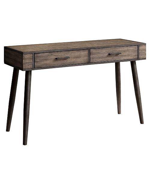 Furniture of America Shantelle Sofa Table