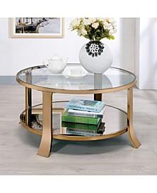 Kela Glass Top Coffee Table
