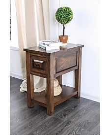 Nyah Side Table, Quick Ship