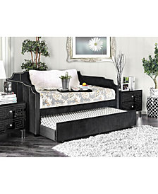 Yva Daybed with Trundle, Quick Ship