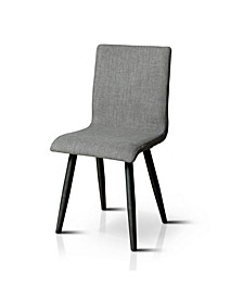 Janell Upholstered Side Chair (Set of 2)