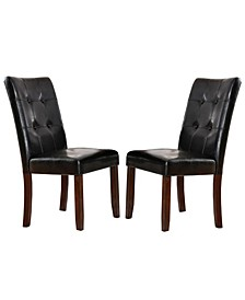 Tyrell Side Chair (Set Of 2), Quick Ship