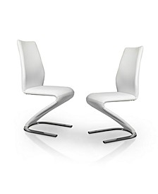 Verdell Side Chair (Set Of 2), Quick Ship