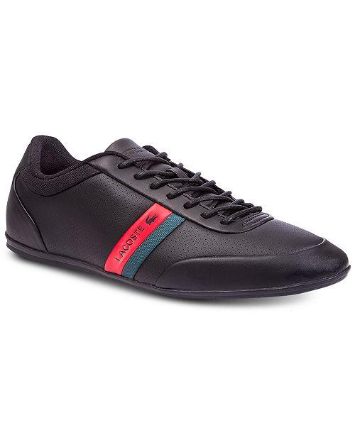 ece9913d7631 Lacoste Men s Storda 318 1 U Sneakers   Reviews - All Men s Shoes ...