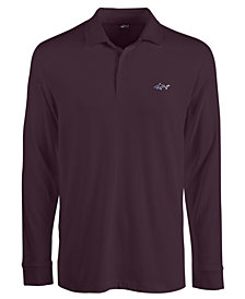 Greg Norman for Tasso Elba Men's Long-Sleeve Polo, Created for Macy's